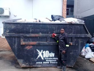 Industrial skip from x10sive in pietermaritzburg