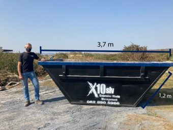 Skip from x10siv in Pietermaritzburg